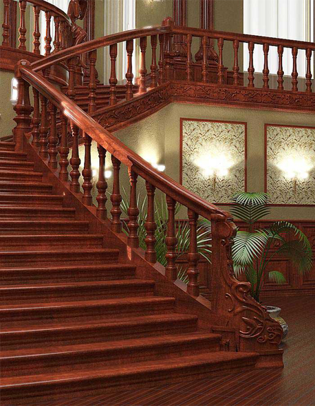 Staircase Tipe8